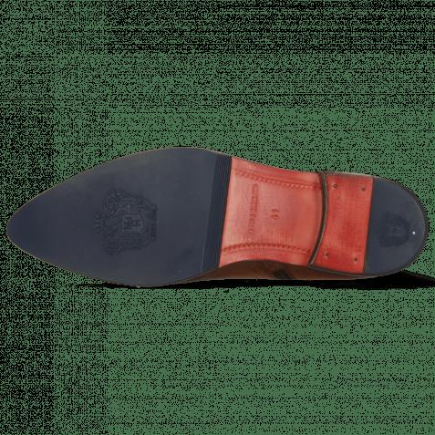 Ankle boots Toni 16 Pavia Tan Shade Dark Brown