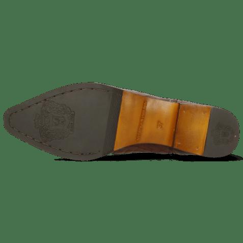 Ankle boots Marlin 10 Crock Mid Brown Vacchetta Tan