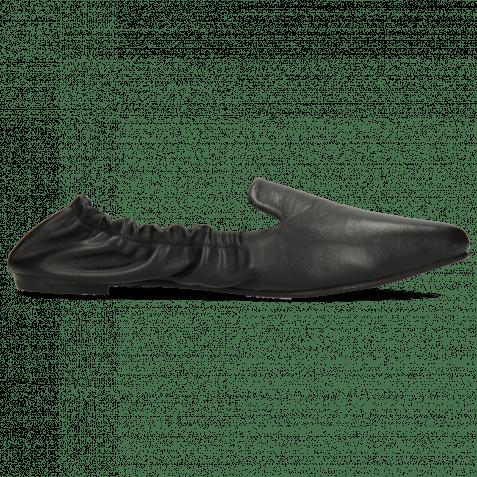 Loafers Alexa 30 Nappa Black Lining