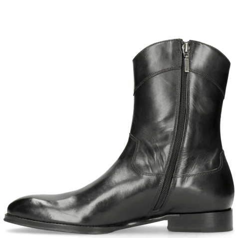 Ankle boots Kane 27 Black Lining Rich Tan