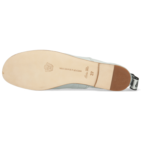 Oxford shoes Iris 13 Nappa Sky Strap M&H Flex
