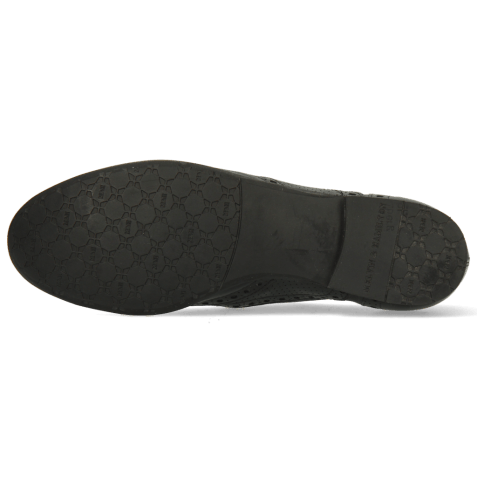 Oxford shoes Sonia 1 Nappa Perfo Black LS