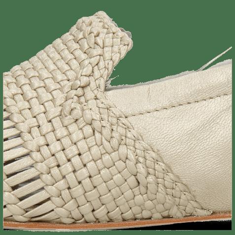 Loafers Hailey 1 Mignon Sheep Ash Glove Nappa