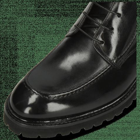 Ankle boots Matthew 37 Black Lining Nappa