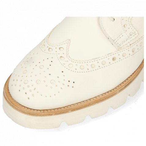 Derby shoes Jade 2 Flex White Lining Collar