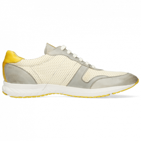 Sneakers Blair 11 Imola Oxygen Perfo White Sun Tongue