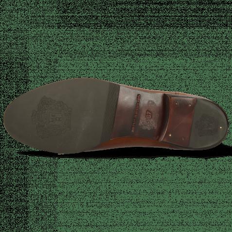 Ankle boots Sally 16 Wood Elastic Purple Flex