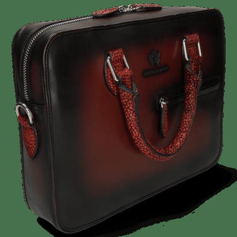 Handbags Vancouver Plum Shade Black