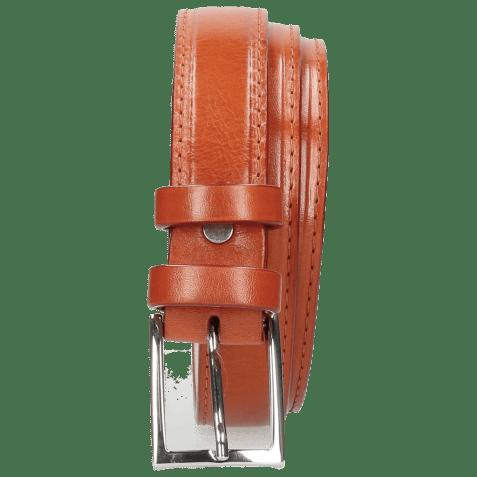 Belts Linda 1 Winter Orange Classic Buckle