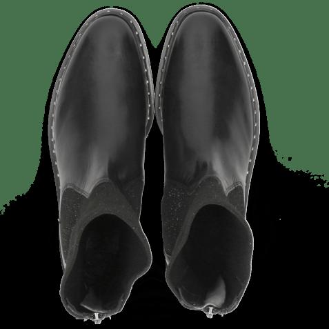 Ankle boots Susan 69 Black Stefy