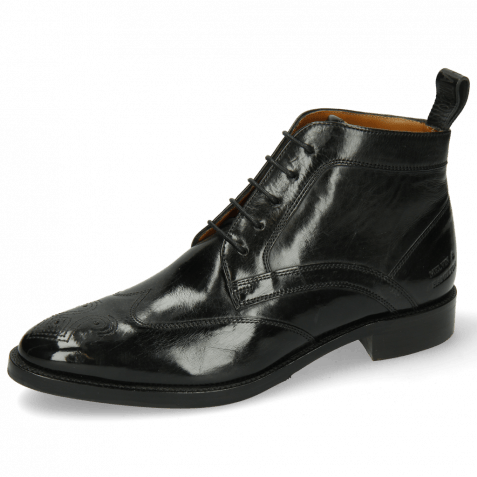 Ankle boots Betty 17 Black Loop