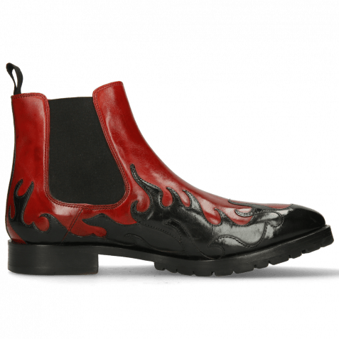 Ankle boots Tom 29 Flame Black Ruby
