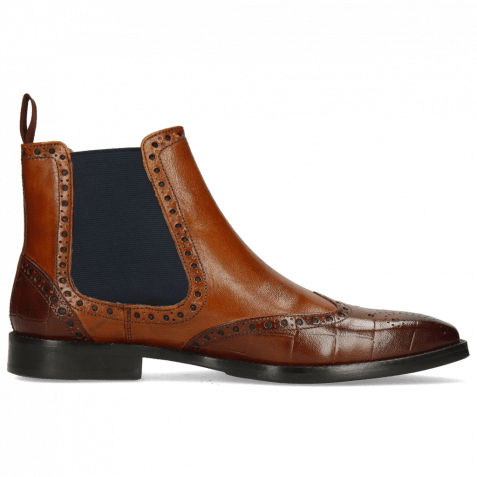 Ankle boots Martin 5 Venice Turtle Wood Tan