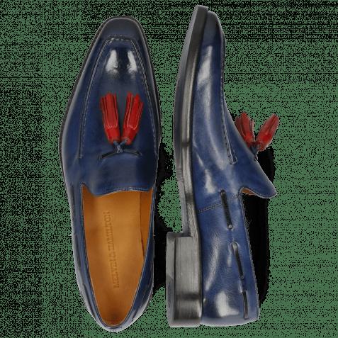 Loafers Leonardo 1 Monza Marine