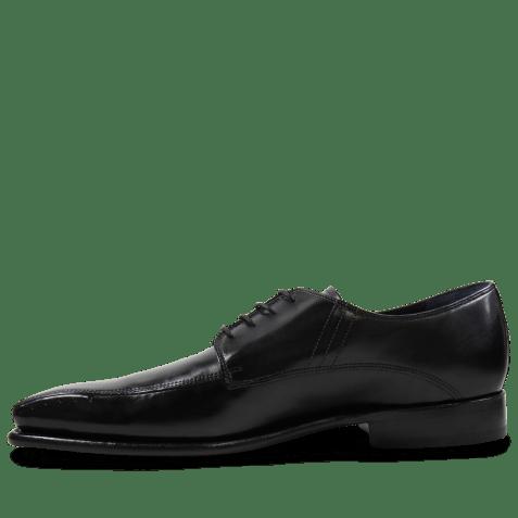 Derby shoes Stanley 1 Crust Black LS