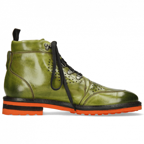 Ankle boots Trevor 5 Ultra Green Lining Rich Tan