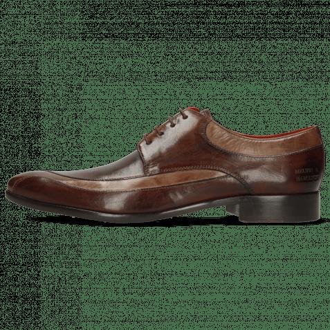 Derby shoes Toni 36 Chestnut Mink
