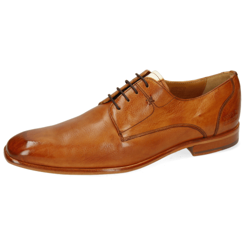 Derby shoes Elyas 4 Imola Tan Patch