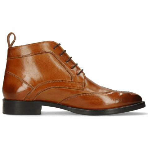 Ankle boots Betty 17 Tan Loop