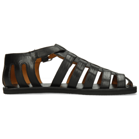 Sandals Sam 3 Crust Black