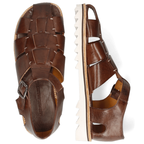 Sandals Sam 29 Imola Mogano