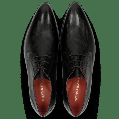 Derby shoes Toni 1 Dice Black Modica Black