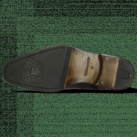 Ankle boots Clark 39 Black Strap Hairon Zebra