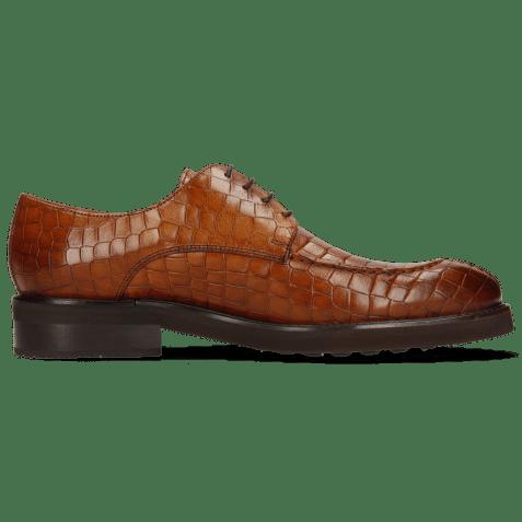 Derby shoes Parker 1 Crock Wood Genevra
