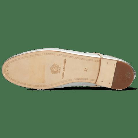 Derby shoes Aviana 2 Silver Nappa Interlaced