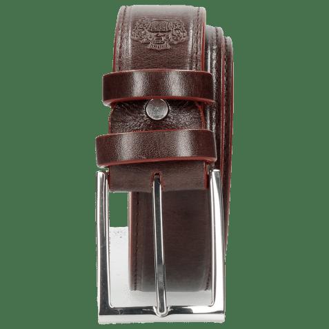 Belts Larry 1 Deep Pink Classic Buckle