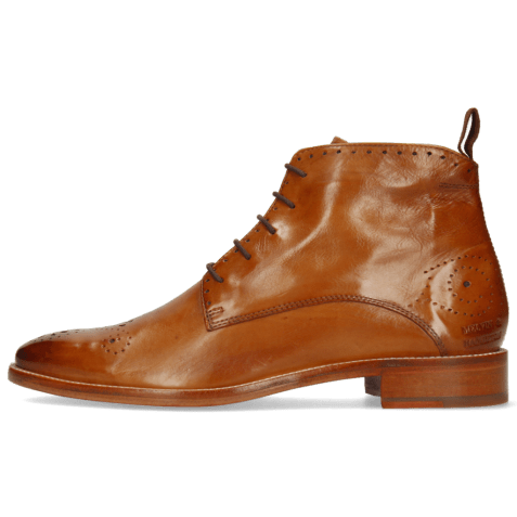 Ankle boots Betty 4 Pavia Tan Lining Collar
