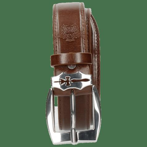 Belts Larry 1 Wood Sword Buckle