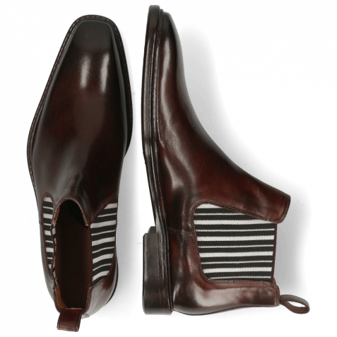 Ankle boots Clark 38 Mulberry Brown