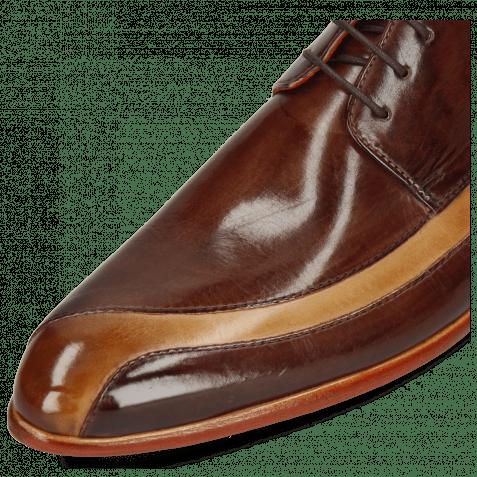 Derby shoes Toni 36 Sand Mink