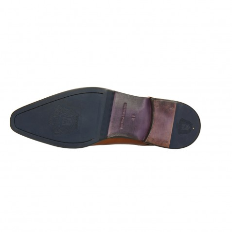 Monks Lance 1 Tan Lining Purple Flex