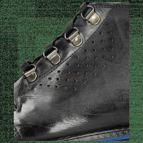 Ankle boots Trevor 5  London Fog Aspen Navy Electric Blue