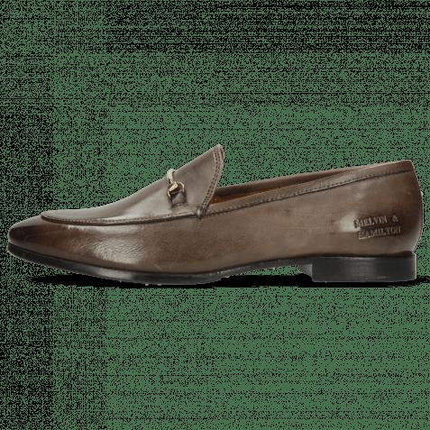 Loafers Scarlett 22 Monza Stone Trim Gold