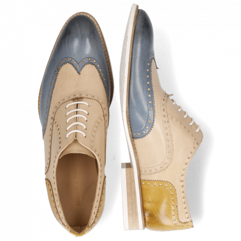 Oxford shoes Kane 31 Wind Nude Olivine