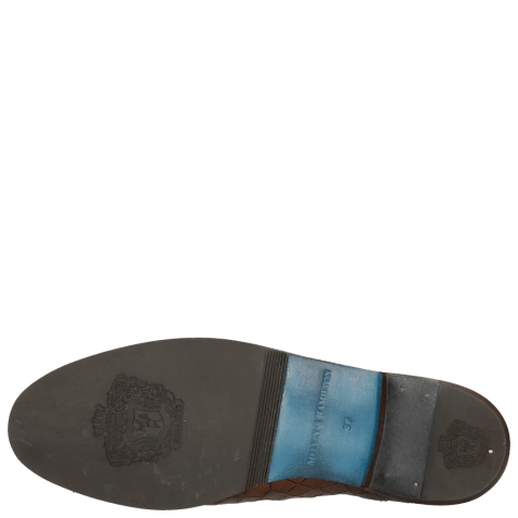 Ankle boots Susan 10 Crock Wood Elastic Purple