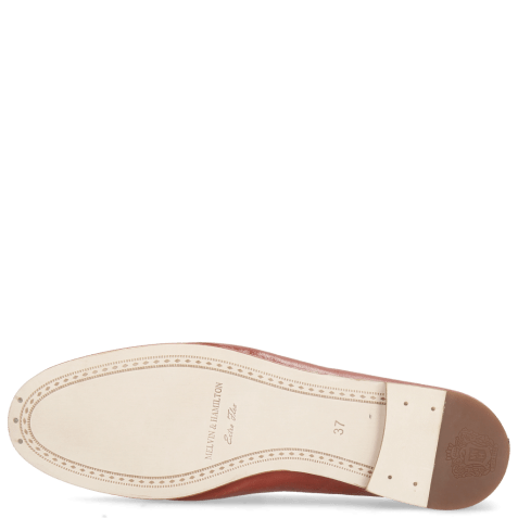 Loafers Scarlett 1 Pavia Ruby Slim Trim