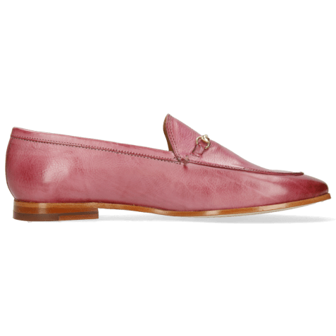 Loafers Scarlett 22 Pisa Lilac Trim Gold