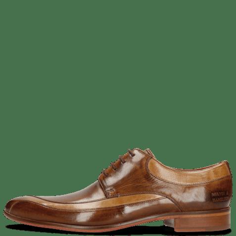 Derby shoes Toni 36 Cashmere Nougat