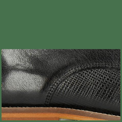Derby shoes Alex 1 Venice Haina Black