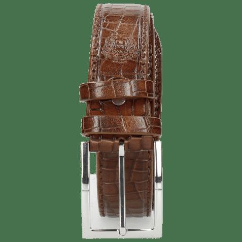 Belts Larry 1 Crock Wood Classic Buckle