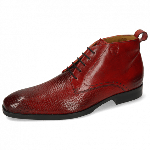 Ankle boots Greg 5 Venice Skink Ruby HRS