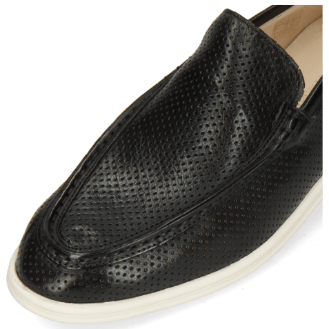 Loafers Adley 1 Imola Perfo Black