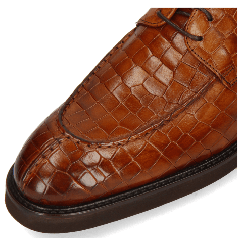 Derby shoes Parker 1 Crock Wood Genevra