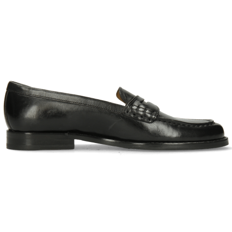 Loafers Mia 1 Crust Black