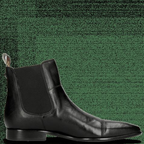 Ankle boots Elvis 61 Pavia Black Loop Camo