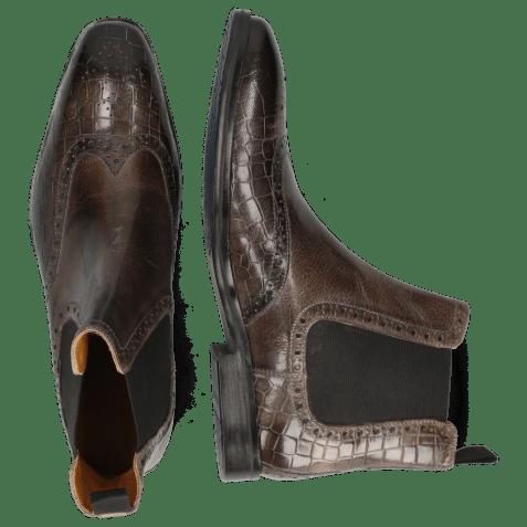 Ankle boots Greg 2 Venice Crock Grigio